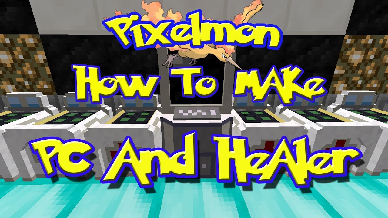 Pixelmon Mod 1.12.2/1.10.2 (Pokemon in Minecraft ...