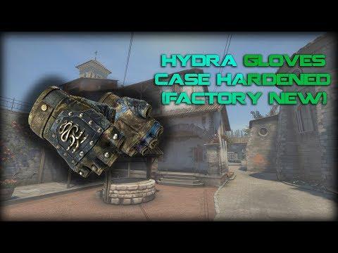 Hydra Gloves   Case Hardened (Factory New) - CS:GO