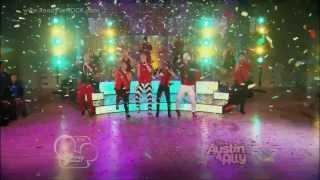 Austin & Ally Glee Club Mash Up [HD]