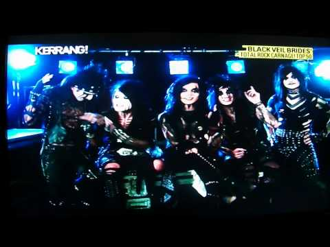 Black Veil Brides Rapping The 'Fresh Prince of Bel Air' Theme Tune