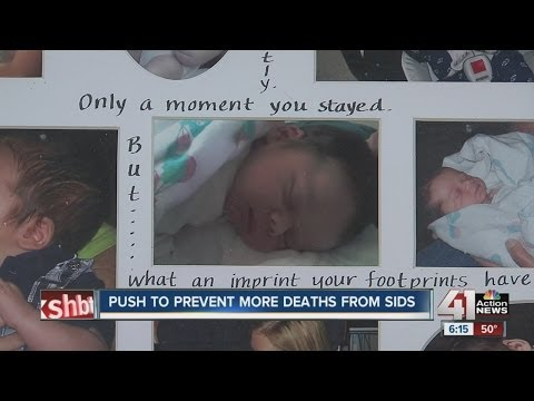 Push to prevent more deaths from SIDS