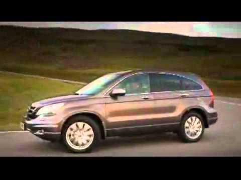 ► Honda CR V 2011 facelift   YouTube