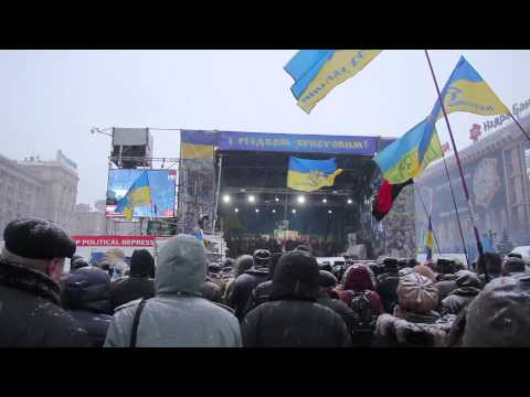 CrisisBeat | Through the Eyes of a Journalist: Ukraine Protests