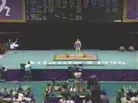 Niam vs. Valerios - 1996 Olympics