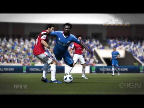 Impact Engine в FIFA 12 (видео)