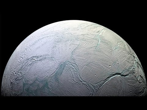NASA Finds Ocean & Possible Alien Life on Saturn's Moon