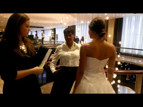 Sondra Falk Couture Interview at NY Bridal Week 2013_10.12.13