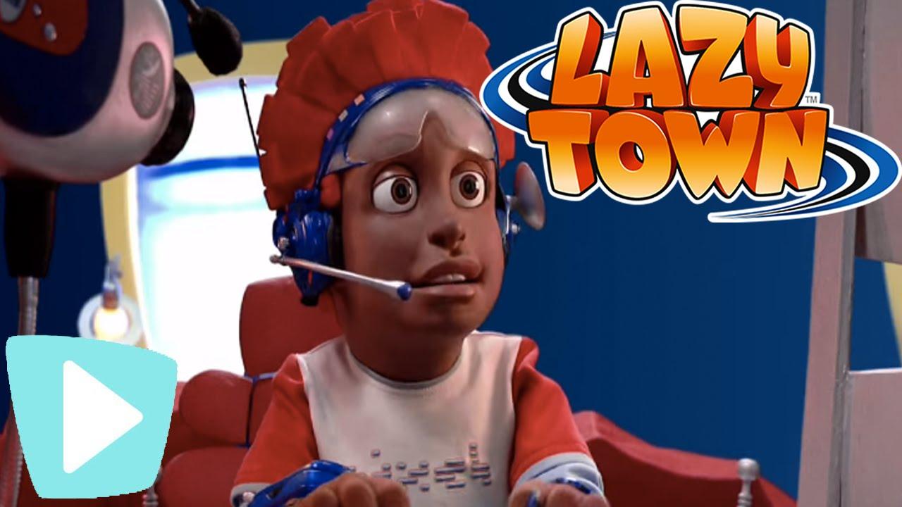 Pixel TV | LazyTown - YouTube