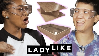 Ladylike Builds Furniture