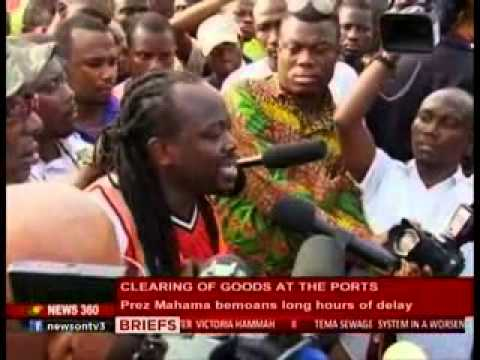 News 360: Prez Mahama bemoans long hours of delay 15/11/2013