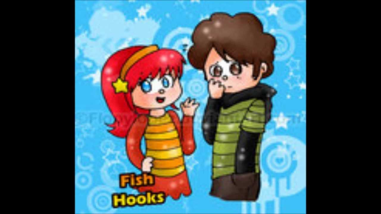 Fish hooks bea dates milo