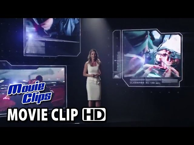 RoboCop Viral Video - OmniFoundation (2014) HD