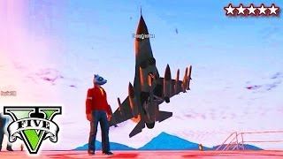 GTA   5 Funny Moments | JACKASS CHALLENGE | Insane GTA V Stunts, Tricks & Deaths