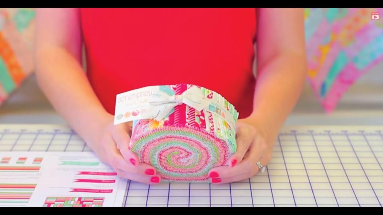 Jelly Roll Jam Shortcut Quilt Series Fat Quarter Shop