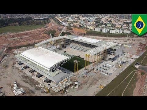 World Cup 2014: third worker dies at Sao Paulo stadium
