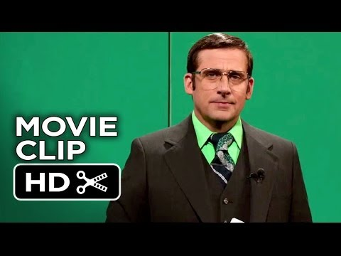 Anchorman 2: The Legend Continues Continued Movie CLIP - Take Out My Real One (2014) - Movie HD