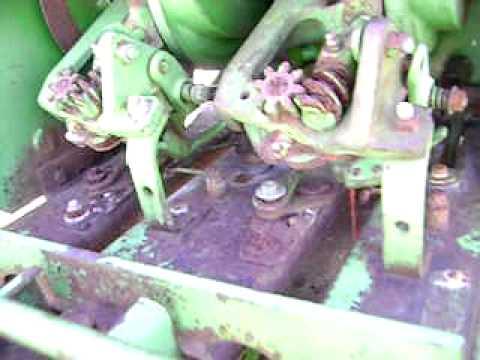 Maquina 9 empacadora John Deere 336 por $6500 Dlls.