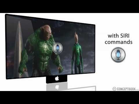 Apple iTv  - Apple TV concept