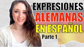 Expresiones Alemanas en Español