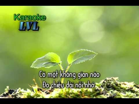 O hai dau noi nho - Karaoke
