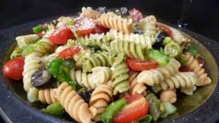 Pasta Salad ..