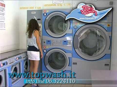 Lavanderia self service youtube for Lavanderia self service catania