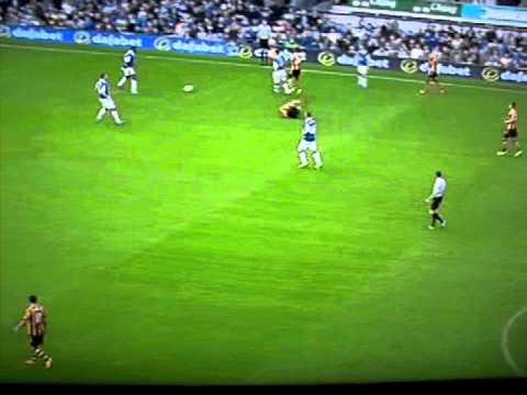 Gareth Barry the Everton Hatchet Man #hcafc