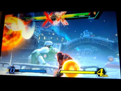 taskmaster dormammu unblockable procedure concept