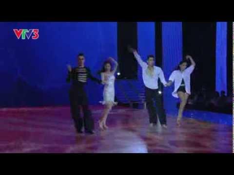 BƯỚC NHẢY HOÀN VŨ 2014 : LIVESHOW 4 - DIỄM MY VS HỮU LONG