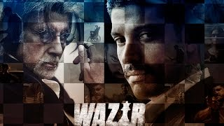 Movie Wazir Teaser