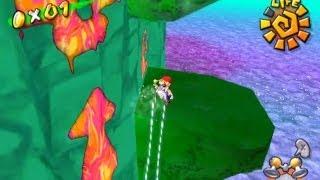 "Vamos Jogar: Super Mario Sunshine #4 ""Puxe A Rolha"