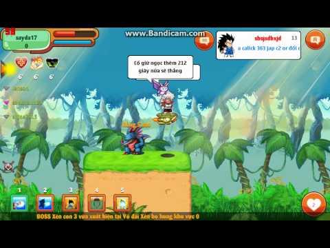 Ngọc Rồng Online - Cướp Ngọc Rồng Đen 1 Cái Bang