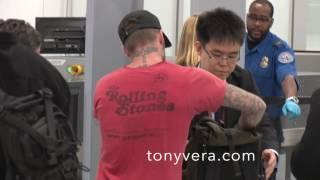 David Beckham told his bodyguard to remove tony vera from TSA