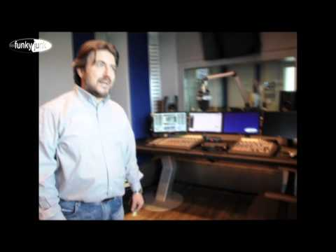 Radio Pico - Axia Livewire Audio Over IP - Studio Technology - Funky Junk Italy