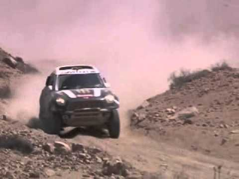 Peterhansel takes narrow lead in Dakar Rally