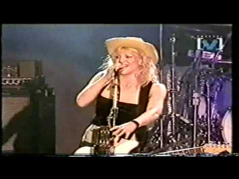 Hole - Bittersweet (1999) Big Day Out Festival, Sydney, Australia