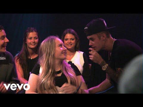 Justin Bieber - Justin Meets Kate (VEVO Australia Doc),