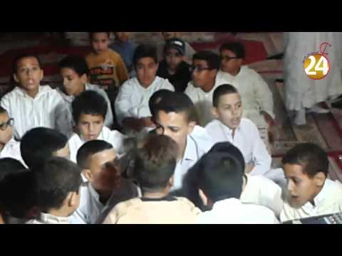 البودشيشية: خيمة الذكر