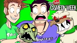 TOBUSCUS%20ANIMATED%20ADVENTURES%20#5%20-%20ZOMBIE%20APOCALYPSE%20GAME!
