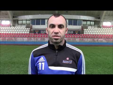 Антон Багаев приглашает на футбол
