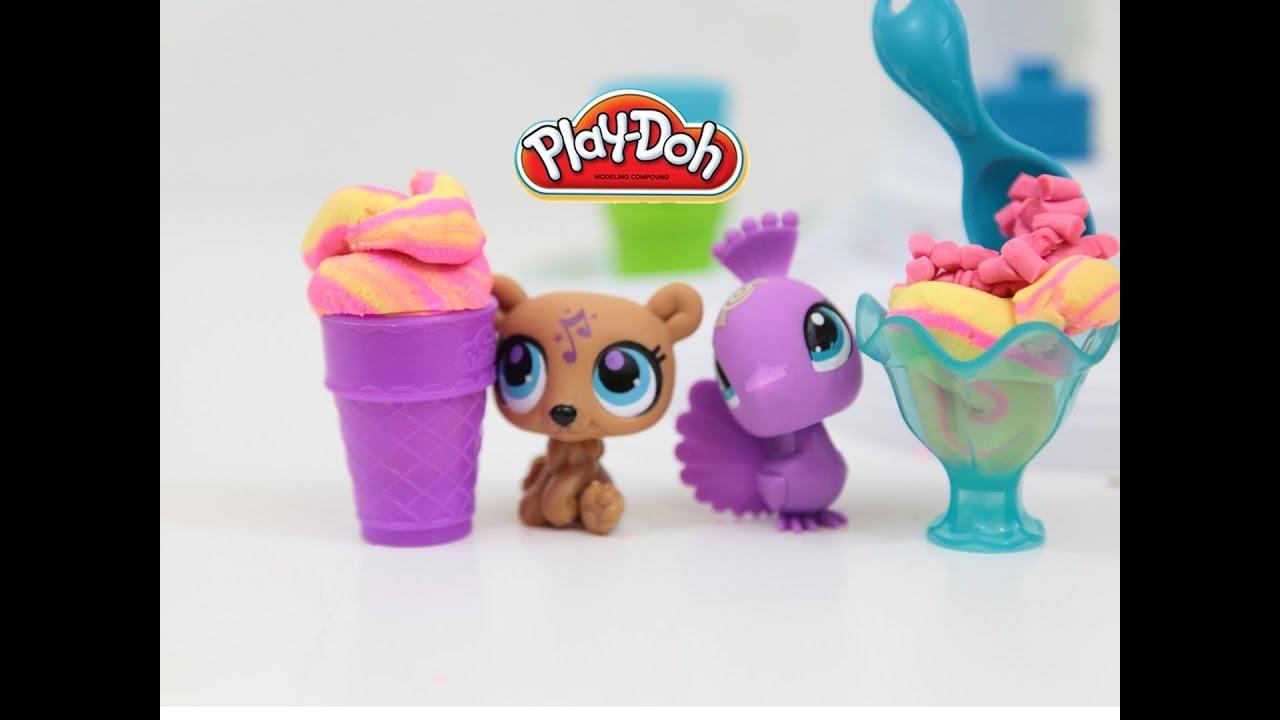 Play Dough Ice Cream