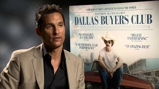 Matthew McConaughey on 'Dallas Buyers Club' - Film 2014: Episode 3 Preview - BBC One