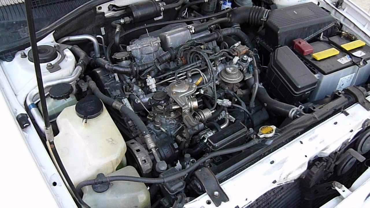 Toyota 2c T Diesel