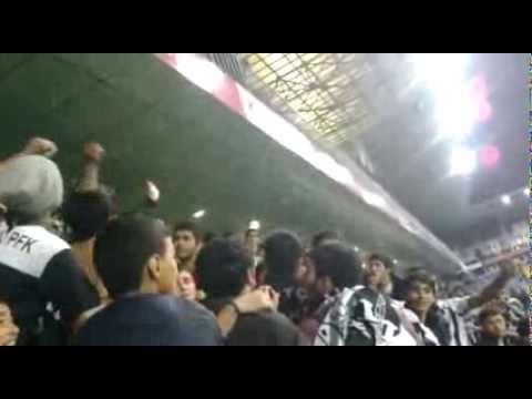 Neftchi - Khazar Lankaran (Neftchi Fans show) (02.11.2013)