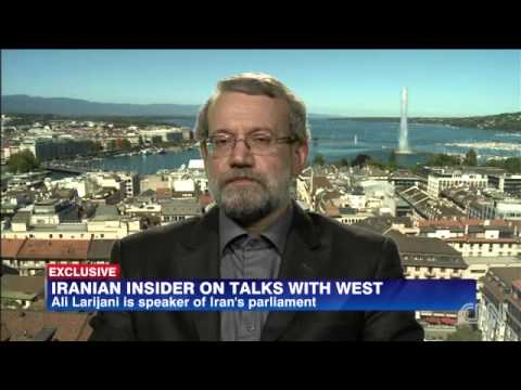 Iran we are ready for a nuclear deal  Amanpour