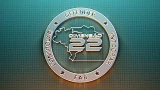 Você sabe o tamanho das Asas que protegem o País? O vídeo da campanha Dimensão 22 apresenta o conceito que sintetiza a responsabilidade de atuação da Força Aérea Brasileira (FAB) no cumprimento da sua missão constitucional de Controlar, Defender e Integrar, dentro de um cenário tridimensional de 22 milhões de km².
