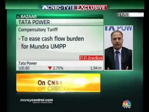 Mundra plant gaining from lower coal prices: Tata Power -  Part 1