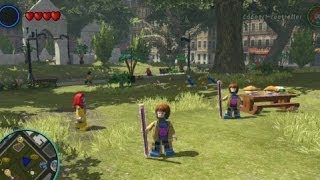 LEGO Marvel Super Heroes Unlocking Gambit / All 3 Gambit