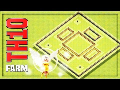 TH10 Farming Base #8 + Replays 🔸 TH10 HYBRID BASE 🔸 Clash of Clans