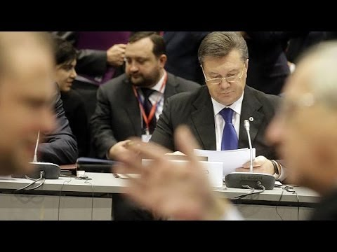 Ukraine fails to sign landmark deal at EU summit